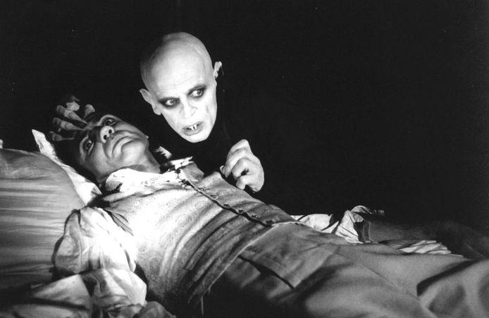 Scene uit de film Nosferatu de vampier. Foto: ANP