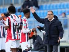 Aanhaken of afhaken: Willem II-trainer Petrovic zet het mes in de wedstrijdselectie