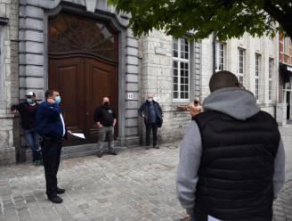 """'Plexigate' in de kiem gesmoord in Leuven: """"We gaan dit niet meteen handhaven"""""""
