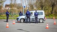 """Politie stelt 21 pv's op bij grote controle op snelwegparking in Jabbeke: """"Mensen volgden maatregelen goed op"""""""