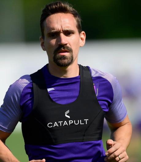 Sven Kums, prêté par Anderlecht, retourne à La Gantoise