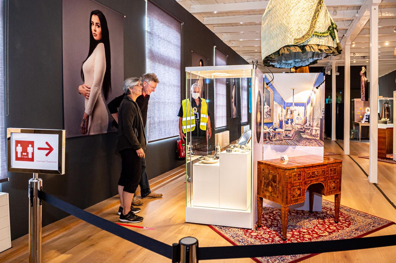 Het Nederlands Zilvermuseum in Schoonhoven. Foto ter illustratie.