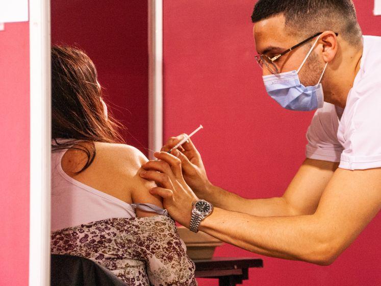 Un Wallon sur cinq en âge d'être vacciné a reçu une première dose