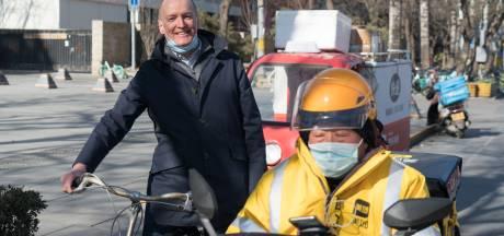 Wim Geerts uit Made was net ambassadeur in China toen corona uitbrak: 'Nooit een nacht wakker gelegen'