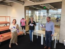 400 laptops ASML voor beeldbellen in regio Eindhoven