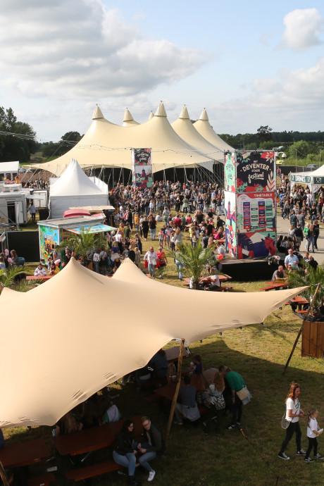 Nieuwe locatie Deventer Stadsfestival is voor iedereen 'even wennen'