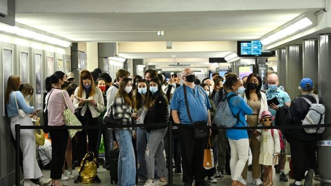 NMBS versterkt drukteplan tijdens paasvakantie: aantal reizigers richting kust tot 50 procent beperkt
