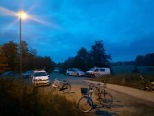 Politie maakt einde aan illegale feesten in Westerveldse bos in Zwolle