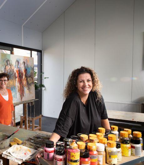 Open atelierdagen in Bakel, Milheeze en De Rips