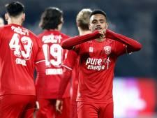 Heracles en Twente delen de punten in doelpuntrijke derby