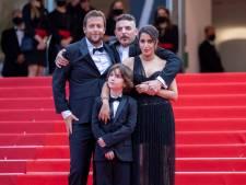 La Belgique à l'honneur: la joie de Joachim Lafosse sur les marches de Cannes