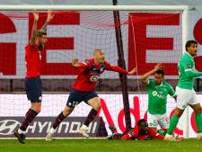 Ligue 1: Lille perd son joker, mais garde la main