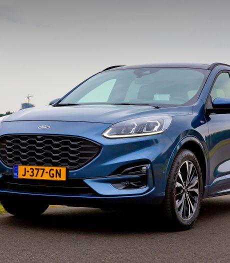Test Ford Kuga: benzinemotor is prima alternatief
