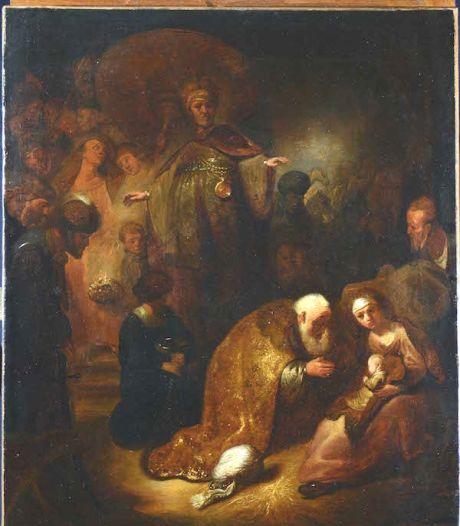 Zeldzame Rembrandt hing al eeuwen onopgemerkt in adellijke palazzi in Rome