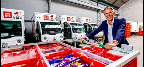 Websupermarkt Picnic gaat nu ook bezorgen in IJsselmonde, Ridderkerk en Barendrecht