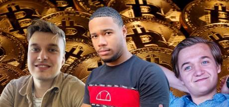 Amper 20 en nu al dik binnenlopen; steeds meer jongeren beleggen: 'Crypto is de toekomst'