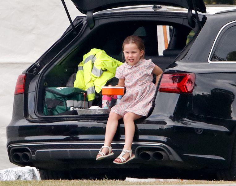 Prinses Charlotte eetgewoonte. Beeld Getty Images