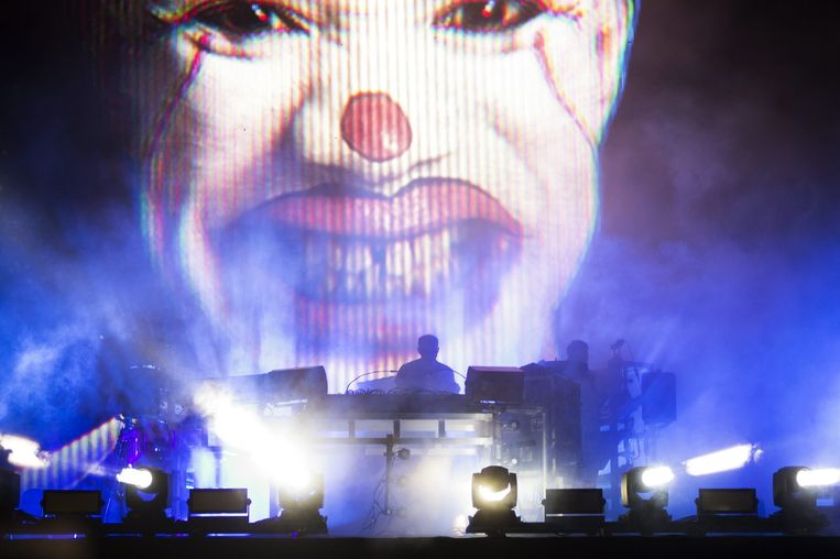 The Chemical Brothers. Beeld Alex Vanhee
