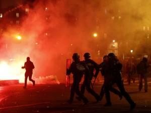 La France à l'arrêt: des centaines de milliers de manifestants dans tout le pays