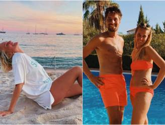 SHOWBITS. Julie Vermeire geniet van het zonnige Cannes en Gilles Van Bouwel doet van 'twinning is winning'