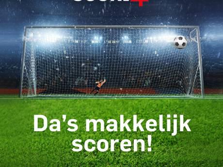 Voorspel 4 uitslagen uit de Eredivisie en maak kans op 5.000 euro