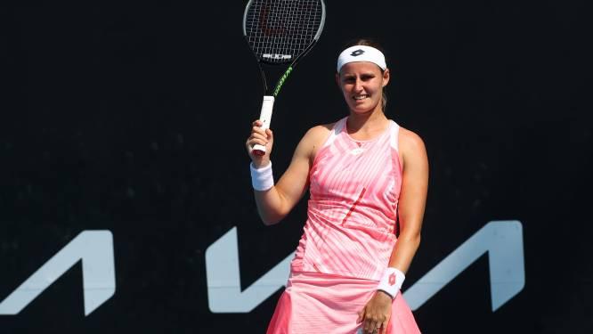 Greet Minnen stoot door naar tweede ronde WTA Lyon