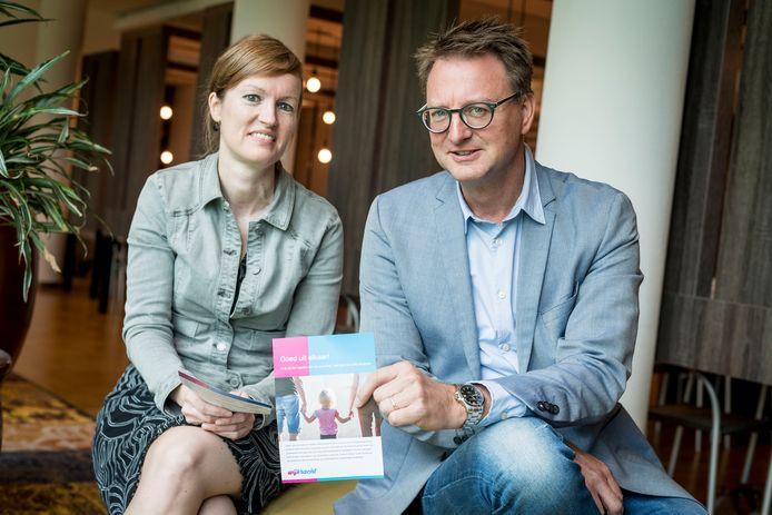 Wethouder Claudio Bruggink en advocate Leonie van Straten over project Goed uit Elkaar