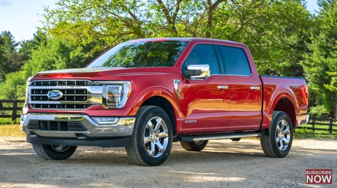Le Ford F-Series