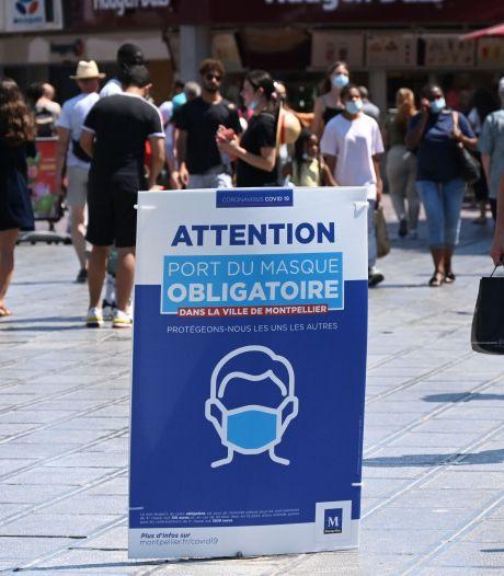 L'obligation du port du masque s'étend dans certaines régions de France