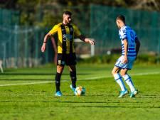 Sturing zet Tannane in de basis; Dicko op de bank bij Vitesse