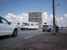 Brug bij Bruinisse blijft voorlopig nog buiten gebruik; 'Fietsers kunnen bekneld raken'