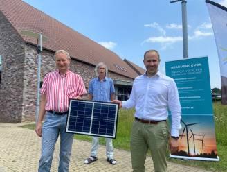 Damme legt extra zonnepanelen en alle inwoners kunnen delen in de winst
