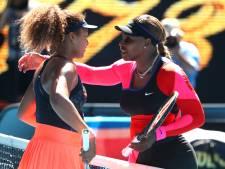 Serena Williams steunt veelbesproken Osaka: 'Ik wou dat ik haar kon knuffelen'