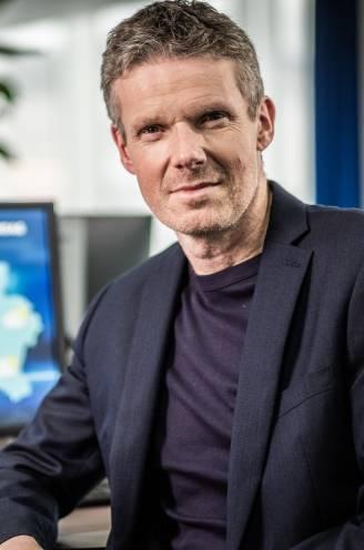"""Frank Duboccage maakt al vijftien jaar het mooie weer op VTM: """"Ik heb standvastigheid nodig in mijn leven"""""""