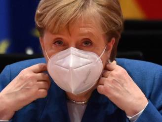 "Angela Merkel vindt Twitter-ban Trump ""problematisch"""
