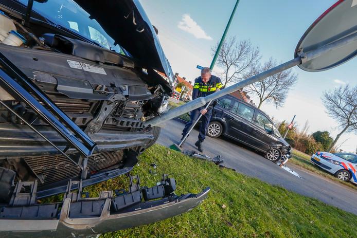 Ongeluk op Genneperweg Eindhoven