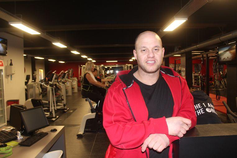 De jonge inbreker kwam vrijdagochtend de verkeerde getuige tegen: Glenn Brouwers, uitbater van fitnesszaak In-Shape.