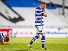 Melvin Platje: 'Ik ben er kapot van'