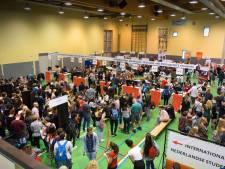 Groei aantal buitenlandse studenten in Nijmegen door Brexit: Radboud komt 200 kamers te kort