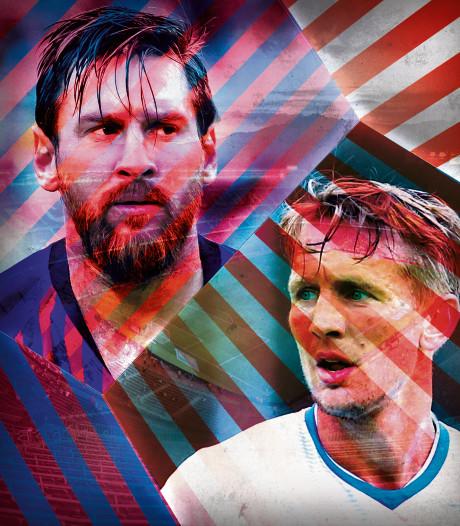 Messi's magie doorbreken, dé uitdaging voor PSV