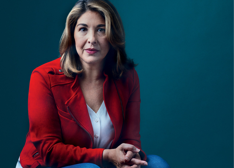 Naomi Klein Beeld Adrienne Grunwald / Guardian