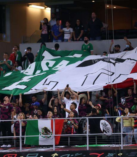 Mexico twee duels zonder fans na homofobe liederen in stadions