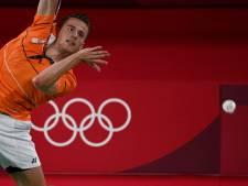 Badmintonner Mark Caljouw (26) na vertraging toch onder het mes: 'Hartslag van 240 of soms zelfs 250'