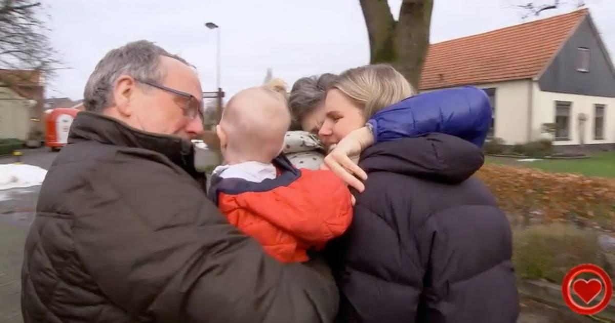 Tranendal bij weerzien ouders na emigreren naar Canada: 'Voelde me zo schuldig' - AD.nl