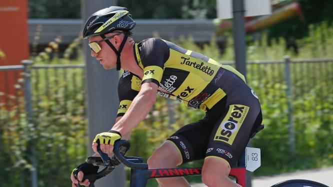 """Brent Van de Kerkhove start in profkoers Geraardsbergen: """"Finish in de stad is echt leuk"""""""