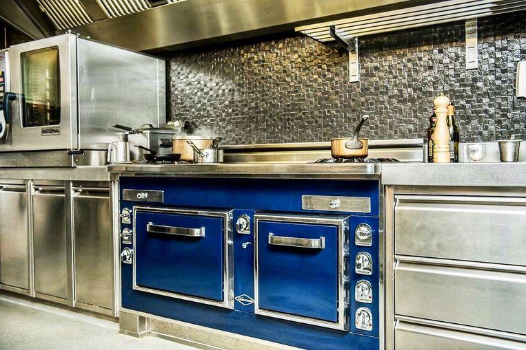 De keuken van Diverso.