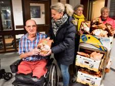 Vrolijke Fokko, 'de man zonder benen', is overleden
