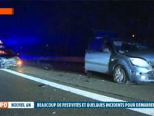 Un conducteur fantôme percute un véhicule sur le R3 à Charleroi