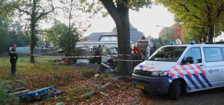 Politie doet onderzoek bij woonwagenkamp in Oss naar 'aparte chemische lucht'