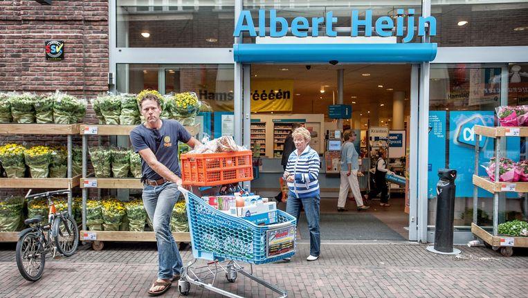 Wordt supermarktconcern Ahold overnameprooi voor